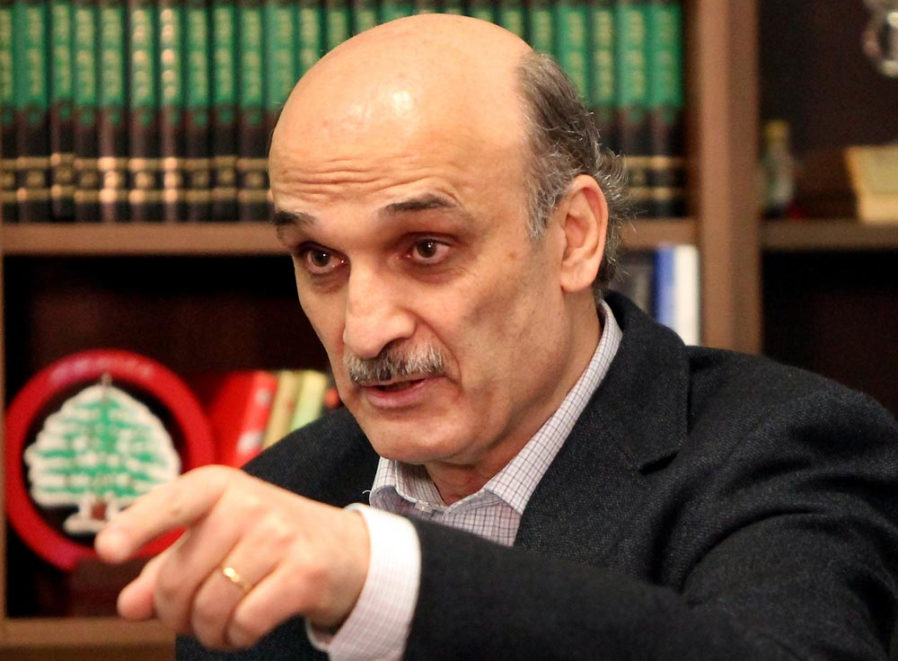 Samir Geagea may have won the most votes, but he has little chance of victory