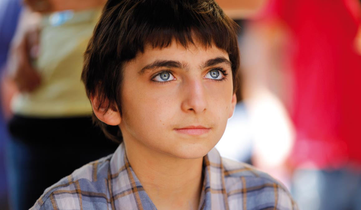 Zayn Makdessi plays Said in the forthcoming short film Ash