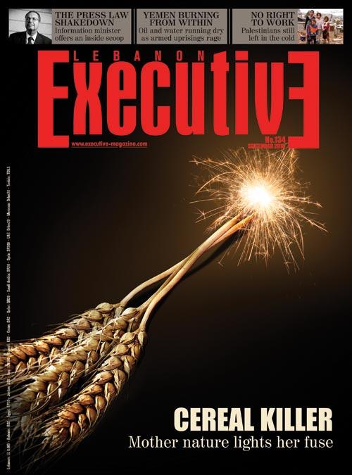 Executive Magazine Front Covers 2010 Executive Magazine