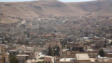 Arsal, located in Lebanon's Bekaa Valley, has been overwhelmed with refugees