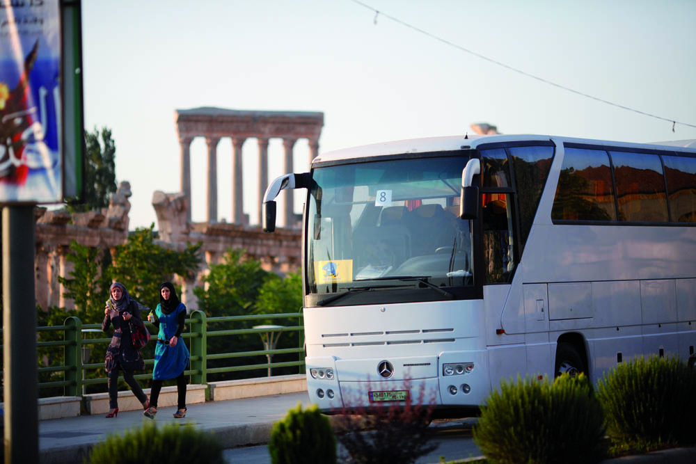 Tourism in Baalbeck may increase after new security measures