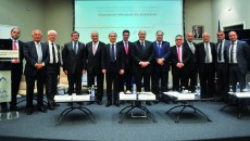 Experts on oil and gas met at the École Supérieure des Affaires in Beirut in May