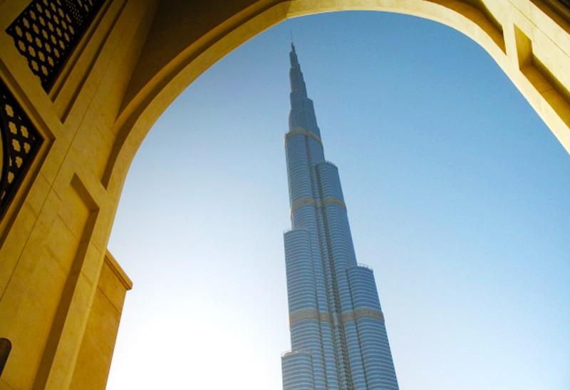 Arabtec's Burj Khalifa Dubai