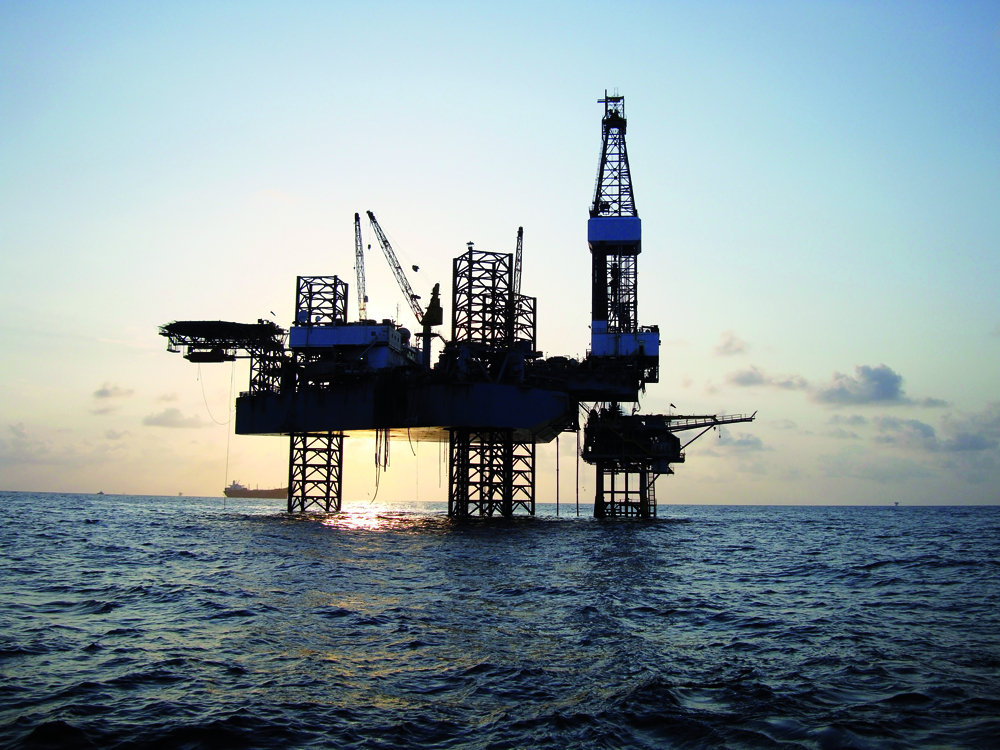Offshore Jack up Drilling Rig