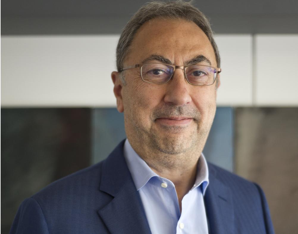 Namir Cortas, president of the Real Estate Developers Association of Lebanon