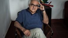 Milton Hatoum in Sao Paulo, Brazil, 17 June 2014.