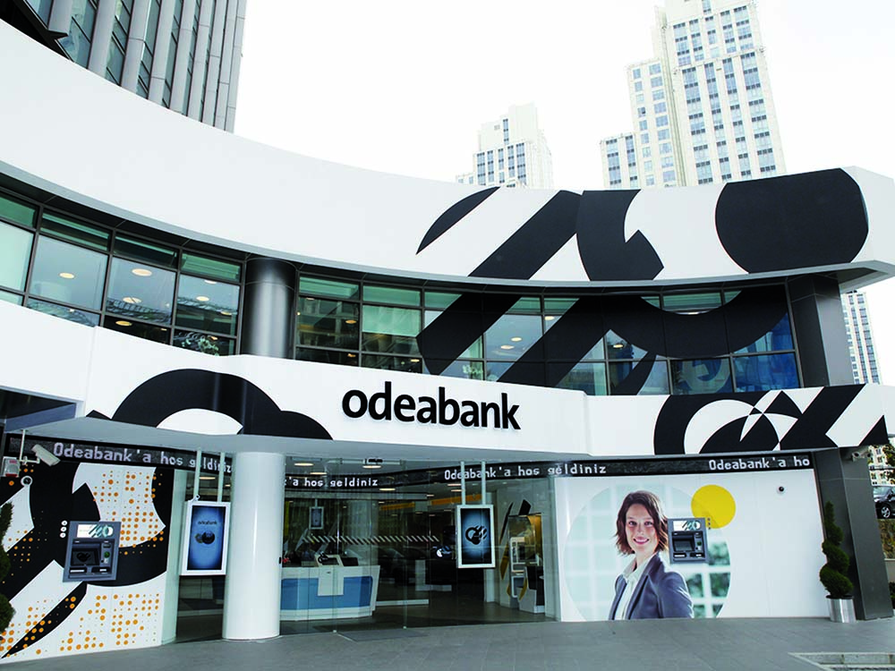 Bank Audi continues to expand into Turkey under the Odeabank brand