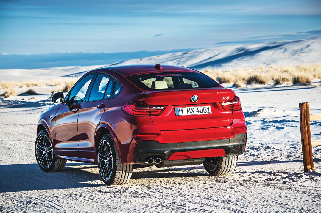 BMW-Snow