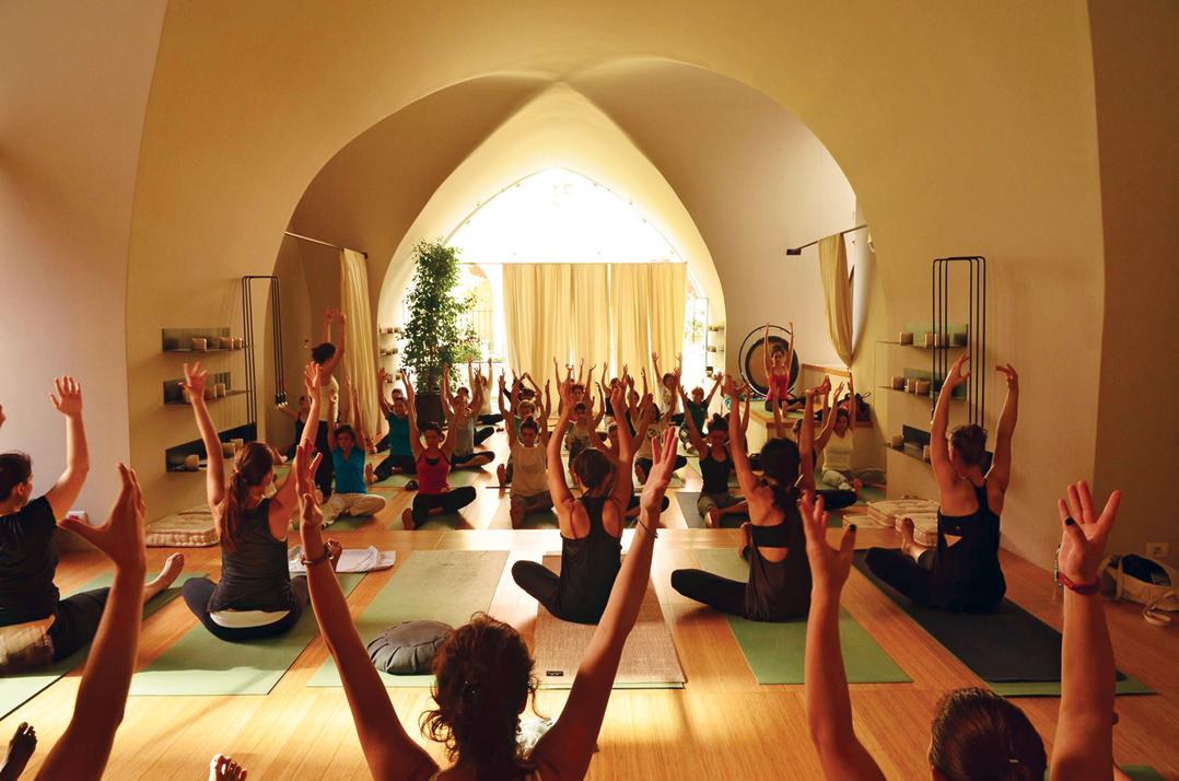 Yoga-group