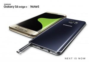 Galaxy S6 edge+_Note5_Gold_Black_2P