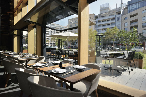 Yabani first opened its doors on Monot Street before joining the growth of high-end restaurants in Minet El Hosn