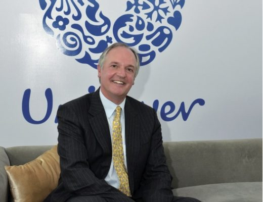 Unilever Chief Executive Officer Paul Polman (Greg Demarque | Executive)
