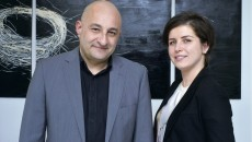 Antoine Saab and Nadia Moussouni (Greg Demarque | Executive)
