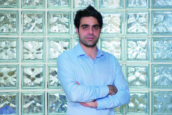 Mario Massoud (Photo: Greg Demarque   Executive)
