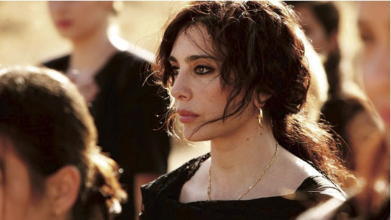 Nadine Labaki in 'Where do we go from here?'