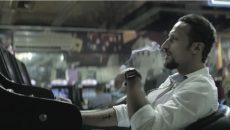 Lebanese actor Alain Saadeh in the hit movie 'Film Kteer Kbeer' (Very Big Shot)