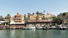 Byblos port (Photo: D Karanouh)