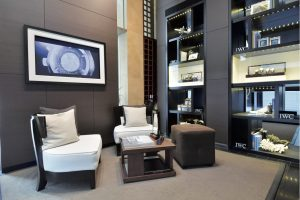 The IWC boutique in Beirut Souks