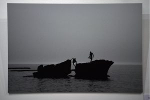 """""""Grateful Silhouettes"""" by Nancy Tohme, one of the 10 finalists of the 2016 Byblos Bank Award for Photography"""