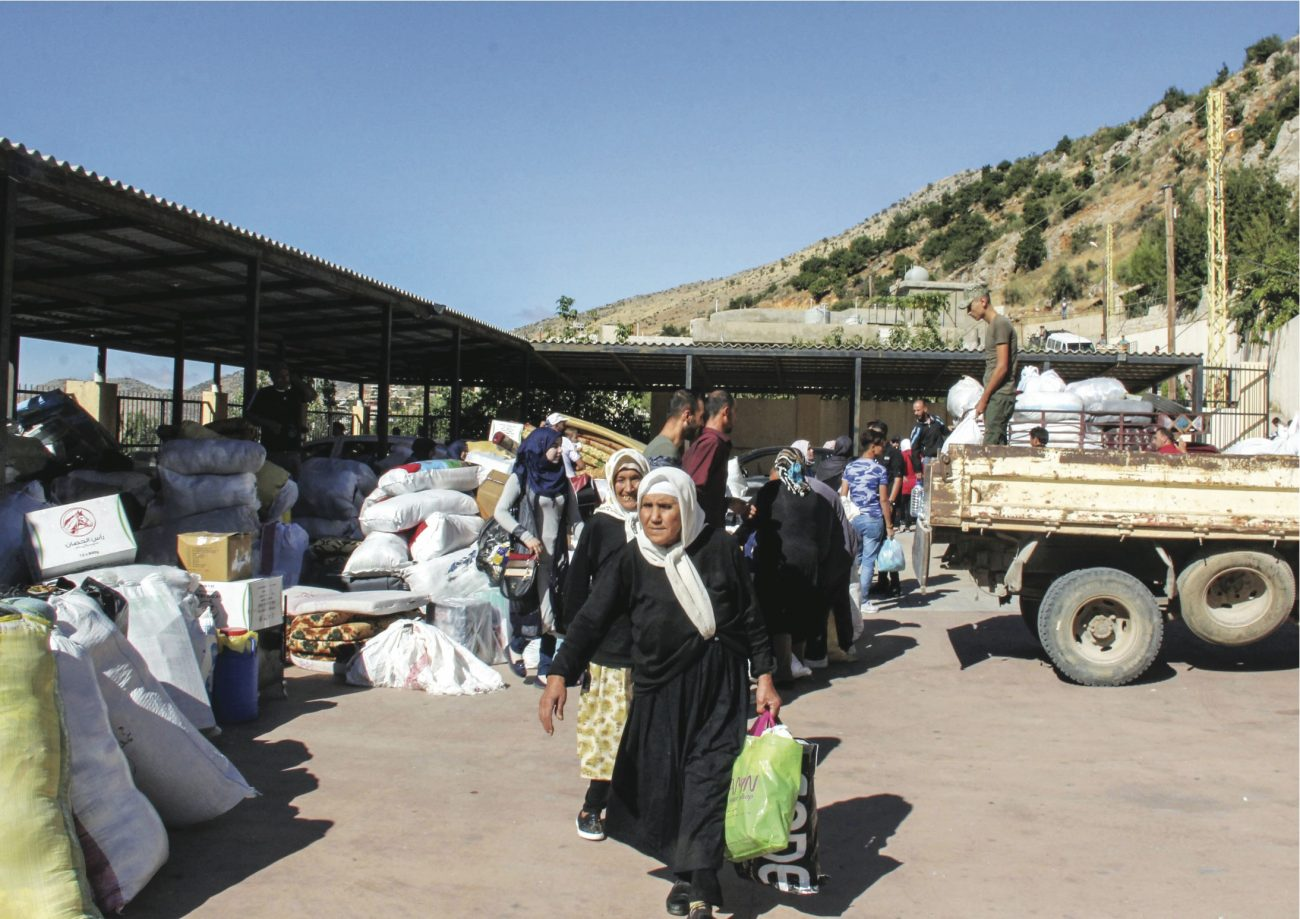 The Fate Of Syrian Refugees In Lebanon Executive Magazine